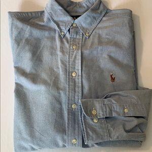 Ralph Lauren men's oxford shirt size 16 1/2